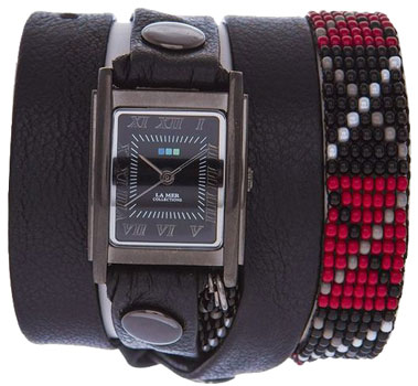 La Mer Часы La Mer LMGUAT007. Коллекция С цепочками и подвесками la mer 2014