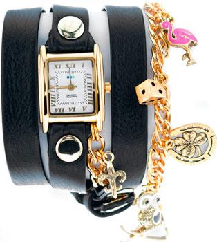 La Mer Часы La Mer LMHCW2005A. Коллекция С цепочками и подвесками la mer часы la mer lmmulti6001bx коллекция с цепочками и подвесками