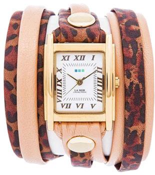 La Mer Часы La Mer LMLWMIX1000. Коллекция На длинном ремешке la mer часы la mer lmstw1007 коллекция на длинном ремешке