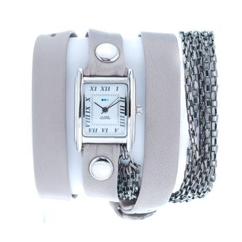 La Mer Часы La Mer LMMULTI6001A. Коллекция С цепочками и подвесками exclaim серебряный браслет цепочка с подвесками