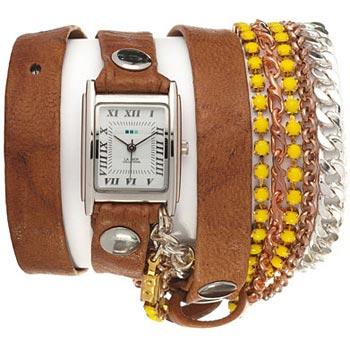 La Mer Часы La Mer LMMULTI9000X. Коллекция С цепочками и подвесками la mer часы la mer lmcharm001b коллекция с цепочками и подвесками