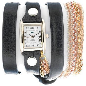 La Mer Часы La Mer LMMULTICW1018A. Коллекция С цепочками и подвесками la mer часы la mer lmcharm001b коллекция с цепочками и подвесками