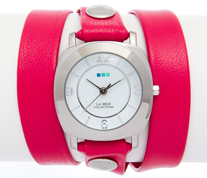 купить La Mer Часы La Mer LMODY3002. Коллекция На длинном ремешке по цене 6490 рублей