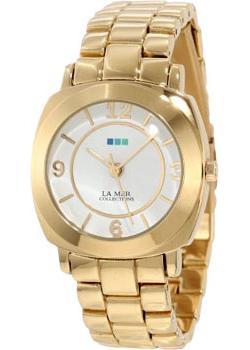 купить La Mer Часы La Mer LMODYSSEYLINK001. Коллекция Часы наручные онлайн