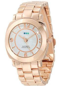 цена La Mer Часы La Mer LMODYSSEYLINK002. Коллекция Часы наручные онлайн в 2017 году