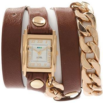 La Mer Часы La Mer LMSCW4001. Коллекция С цепочками и подвесками la mer часы la mer lmtassle001a коллекция с цепочками и подвесками