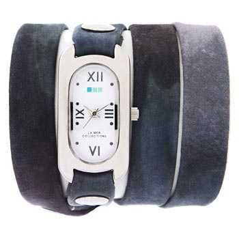 La Mer Часы La Mer LMSOHO3000X. Коллекция На длинном ремешке
