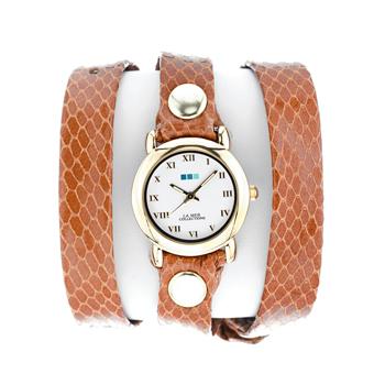 La Mer Часы La Mer LMSTW6006. Коллекция На длинном ремешке la mer часы la mer lmlw1004 коллекция на длинном ремешке