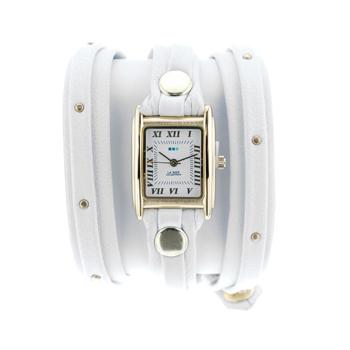 La Mer Часы La Mer LMSW1016Gold. Коллекция С клепками