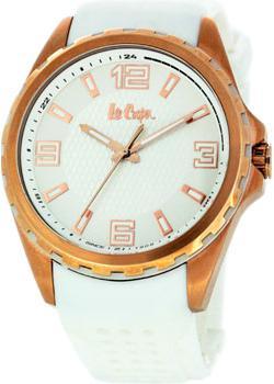 цена Lee Cooper Часы Lee Cooper LC-21L-G. Коллекция Holyport онлайн в 2017 году