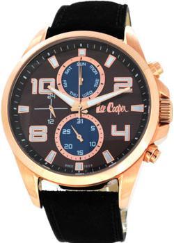 Lee Cooper Часы Lee Cooper LC-22G-C. Коллекция Greenwich цена и фото