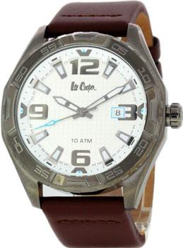 Lee Cooper Часы Lee Cooper LC-33G-B. Коллекция Arsenal lee cooper мужские наручные часы lee cooper lc 25g b
