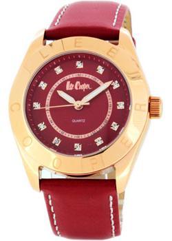 цена Lee Cooper Часы Lee Cooper LC-35L-B. Коллекция Oxford онлайн в 2017 году