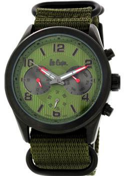 купить Lee Cooper Часы Lee Cooper LC-42G-F. Коллекция Wells по цене 8290 рублей