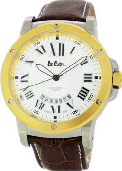 Lee Cooper Часы Lee Cooper LC-60G-C. Коллекция Wagner mens watches top brand luxury yazole famous wristwatches male clock quartz watch quartz whatch relogio masculino reloj hombre c