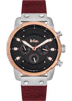 цена Lee Cooper Часы Lee Cooper LC06191.558. Коллекция Casual онлайн в 2017 году