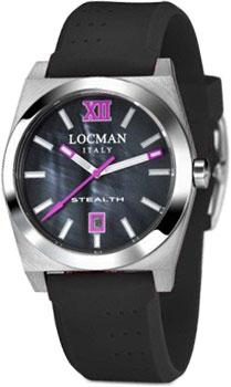 Locman Часы Locman 020300MKFFX0SIK. Коллекция STEALTH