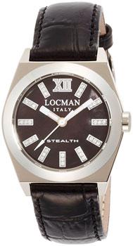 Locman Часы Locman 020400MKDFNKPSK. Коллекция STEALTH
