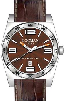 Locman Часы Locman 020800ABNWHOPSN. Коллекция STEALTH