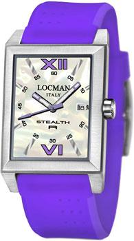 Locman Часы Locman 024100MWNVT0SIV. Коллекция STEALTH