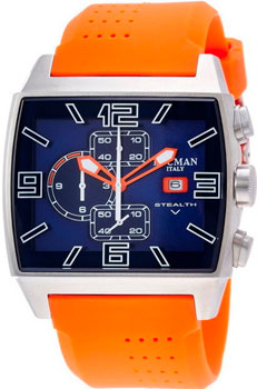 все цены на  Locman Часы Locman 030100BLFOR0SIO. Коллекция STEALTH  в интернете