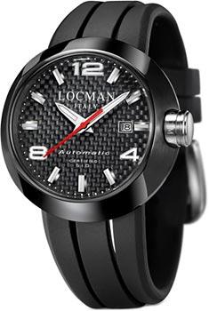 Locman Часы Locman 0425BKCBNNK0SIK-RS-K. Коллекция ONE