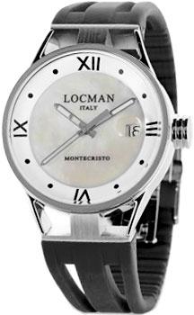 Locman Часы Locman 0520V02-00MA00SK. Коллекция MONTECRISTO