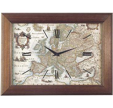Lowell Настенные часы  Lowell 04506. Коллекция Antique