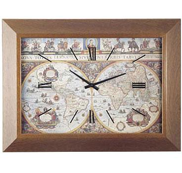 Lowell Настенные часы  Lowell 04607N. Коллекция Antique lowell настенные часы lowell 21418 коллекция antique