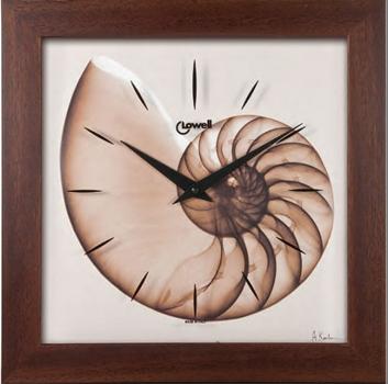 Lowell Настенные часы Lowell 05441. Коллекция Часы-картины картины постеры гобелены панно картины в квартиру картина бесконечность линий 35х35 см