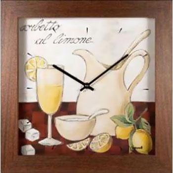 Lowell Настенные часы  Lowell 05449. Коллекция Antique