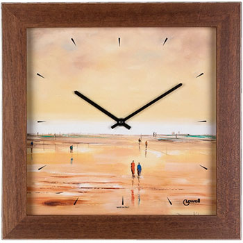 Lowell Настенные часы  Lowell 05490. Коллекция Prestige lowell настенные часы lowell 01826a коллекция prestige