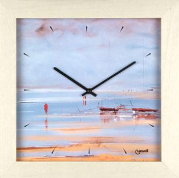 Lowell Настенные часы Lowell 05491. Коллекция Prestige