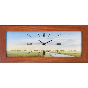 Lowell Настенные часы Lowell 05631. Коллекция Часы-картины lowell настенные часы lowell 11130 коллекция часы картины