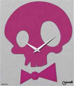 Lowell Настенные часы  Lowell 05851G. Коллекция Metal lowell настенные часы lowell 05767b коллекция design