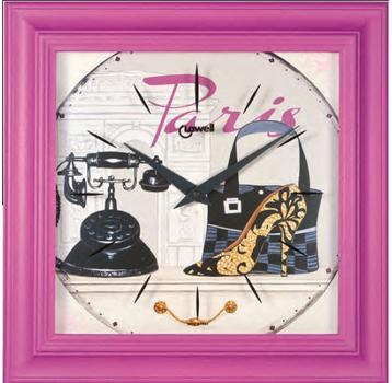 Фото - Lowell Настенные часы Lowell 05920. Коллекция Часы-картины картины в квартиру картина bamboo and tree 79х79 см