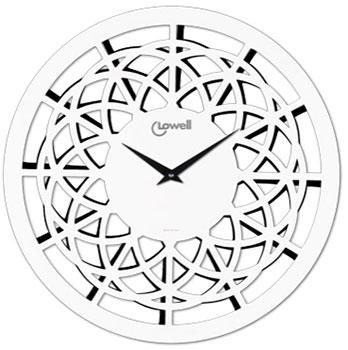 Lowell Настенные часы  Lowell 07412BN. Коллекция Plastic настенные часы анкона 66х28 см lowell 05630