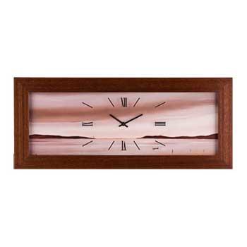 Lowell Настенные часы Lowell 11073. Коллекция Часы-картины lowell настенные часы lowell 11296 коллекция часы картины