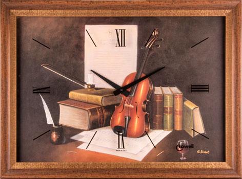 цена на Lowell Настенные часы  Lowell 11088. Коллекция Настенные часы