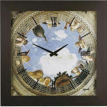 Lowell Настенные часы Lowell 11273W-B. Коллекция lowell настенные часы lowell 11809g коллекция glass page 5