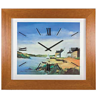Lowell Настенные часы  Lowell 11302. Коллекция Часы-картины lowell настенные часы lowell 11041 коллекция часы картины
