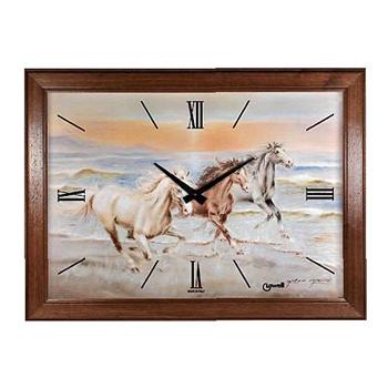 Lowell Настенные часы Lowell 11707. Коллекция Часы-картины lowell lw 21436
