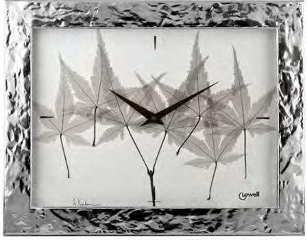 Lowell Настенные часы  Lowell 11738. Коллекция Часы-картины lowell настенные часы lowell 11071rs коллекция часы картины