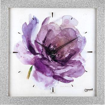 цена на Lowell Настенные часы  Lowell 11933. Коллекция Настенные часы