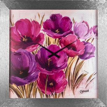 цена на Lowell Настенные часы  Lowell 11975. Коллекция Настенные часы