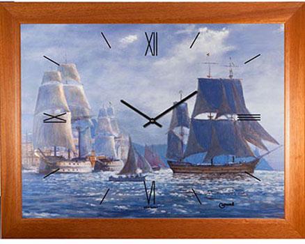 Lowell Настенные часы  Lowell 12206. Коллекция lowell настенные часы lowell 11809g коллекция glass