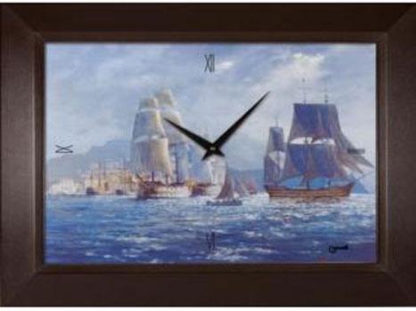 Lowell Настенные часы  Lowell 12208. Коллекция gant часы gant w70471 коллекция crofton
