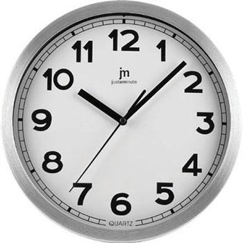 Lowell Настенные часы  Lowell 14928B. Коллекция Metal