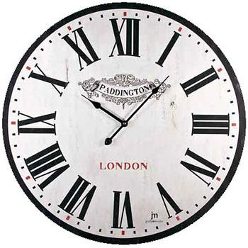 Lowell Настенные часы  Lowell 21418. Коллекция Antique