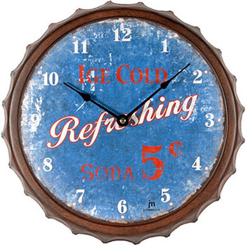 Lowell Настенные часы  Lowell 21448. Коллекция